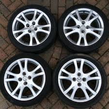 mazda 2 sport mazda 2 sport alloy wheels 16 inch in hull east yorkshire gumtree