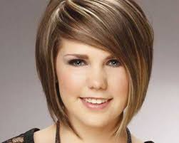 hairstyle for fat oval face short haircuts for fat oval faces hair