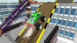 monster trucks mudding videos 4x4 monster truck roof stunts android apps on google play