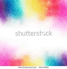 abstract watercolor hand painted background album stock