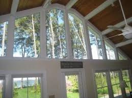 Blinds For Angled Windows - angled windows in vaulted ceiling