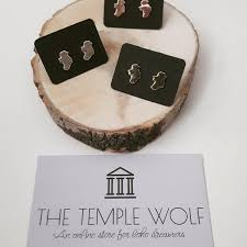 earrings online ireland the éire set ireland map necklace the temple wolf map