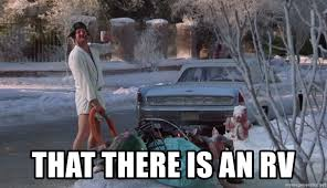that there is an rv cousin eddie loons christmas vacation