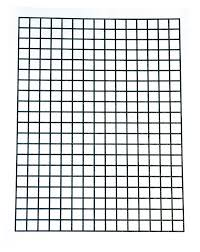 graphing paper product bold line tactile graph sheets
