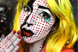 How To Paint A Skeleton Face For Halloween by Face Painting Ideas Mallatts Com