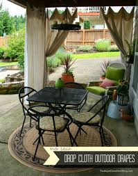 Where To Buy Outdoor Curtains Drop Cloth Outdoor Curtains Outdoor Curtains Patios And Drop
