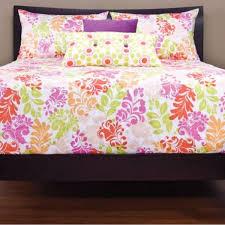 Bunk Bed Comforter Sets Spring Forward Bed Cap Comforter Set Modern Floral Bedding