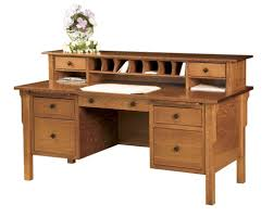 Solid Oak Desk With Hutch by Solid Wood Computer Desk Pure Solid Wood Dressing Table Dressing