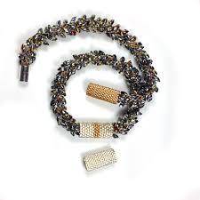cord bracelet kit images Kits kumihimo bracelet with long magatamas c lon tex 400 bead cord jpg