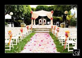 outdoor wedding decoration ideas outdoor garden wedding ceremony decorations ideas 7 trendy