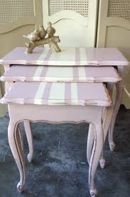 what are nesting tables home decor best 25 painted nesting tables ideas on pinterest