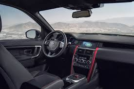 new land rover interior file new dynamic design and efficiency boost for land rover