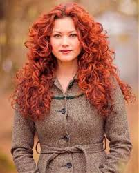 long red curly hairstyle 4 fabulous ideas for long curly