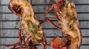 cuisine homard recette homard grillé au beurre d ail cuisiner homard recettes