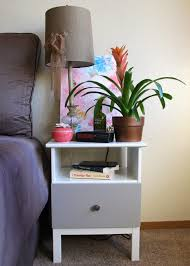 nightstand simple how to decorate nightstand ideas for updating