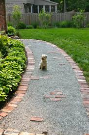 how to lay pavers for a patio how to lay a slate walkway for instant cottage curb appeal