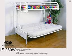 Bunk Beds SleepVille Canada - Futon bunk bed with mattresses