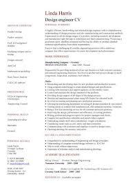Mechanical Design Engineer Resume Objective Design Engineer Sample Resume Haadyaooverbayresort Com