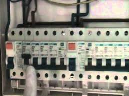 changing old consumer unit in to new youtube