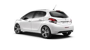 black peugeot plus ça change facelift time for peugeot 208 2015 by car magazine