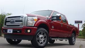 expensive trucks 2015 ford f250 platinum 6 7l walkaround review exhaust youtube