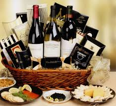 what to put in a wine basket 28 gift baskets with wine la baskets wine amp