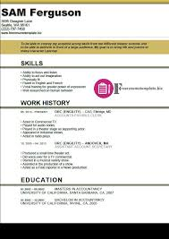 Actor Resume Template Free Actor Resume Template Free Resume Templates