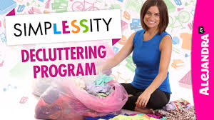 alejandra tv video simplessity declutter your home program by alejandra tv
