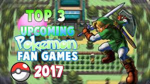 pokemon fan games online top 3 best upcoming pokemon fan games rom hacks 2017 youtube