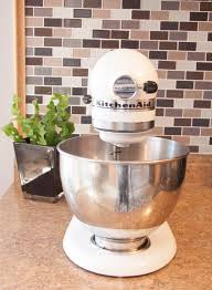 Kitchen Aide Mixer by Painting Your Kitchenaid Mixer