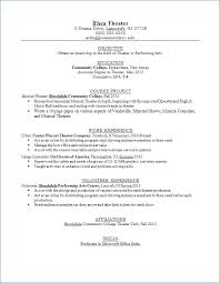 free acting resume template acting resume template jacksoncountyky us