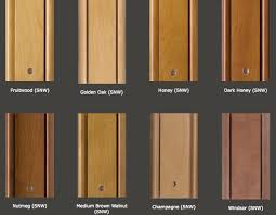 recently kitchen cabinet wood stain colors home designs