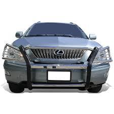 lexus rx400h accessories 09 lexus rx330 rx350 rx400h front bumper protector brush