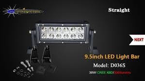 Led Flood Light Bars by 9 5