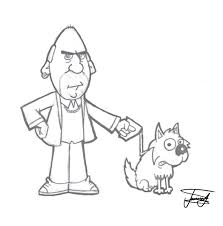 cartoonist sketchbook jamie sale