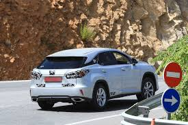 mobil lexus rx 200t next generation lexus rx coming at 2015 new york auto show