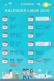 Kalender 2018 Hari Libur Indonesia Kemas Antonius Profil Profesional