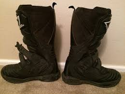 motocross boots size 9 o u0027neal mx boots size 12 pics for sale bazaar motocross forums