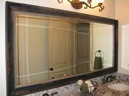 traditional bathroom mirrors gorgeous bathroom mirrors wood frame mirror frame kit traditional
