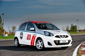 nissan micra new model nissan micra is canada u0027s most affordable new racing car at 19 998