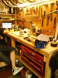 Amazing Garage Workbench Ideas 11 Garage Workshop Shed by 52 Best Bicycle Workshops U2013 The Safe Haven Images On Pinterest