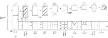 Kitchen Cabinet Dimensions Metric Doors Inc U0026 Imperial Door Sizes U0026 Excel Scrigno Metric