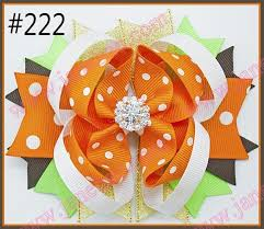 thanksgiving hair bows popular hair bows turkey buy cheap hair bows turkey lots from