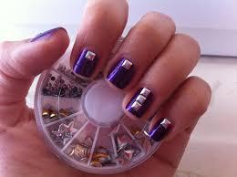 simple rhinestone nail designs images nail art designs