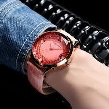 viuidueture brand luxury watch women dress watches designer blue