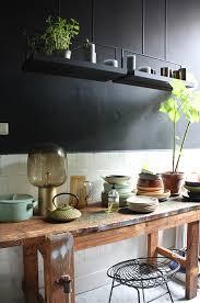 etabli cuisine of mint déco bohème et cool lifestyle