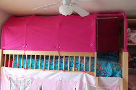 girls bed tent loft bed tent beds decoration