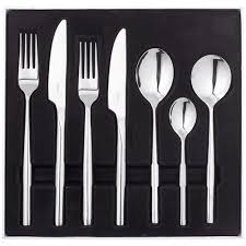 stellar rochester 7 piece place setting set from palmers
