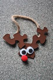 Christmas Decorations With Reindeer by 12 Easy Christmas Crafts For Toddlers Happy Hooligans