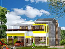 house plan with elevation kerala home design and floor plans see